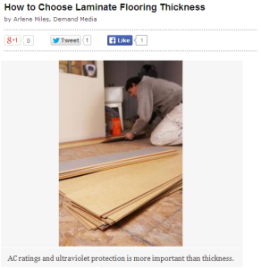 Extend Laminate Floor Life with an Effective Laminate Floor Cleaner